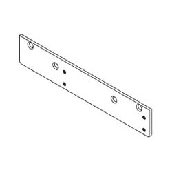 LCN - 1460-18 BRASS - 1460-18 BRASS LCN Door Closer Mounting Plates