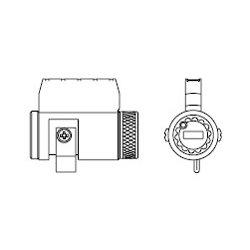 Schlage - 20-066C 626 - 20-066C 626 Schlage Lock Mailbox Lock
