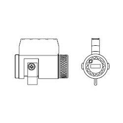 Schlage - 20-069E 626 - 20-069E 626 Schlage Lock Mailbox Lock