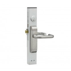 Adams Rite - 2190-301-1MV-32D-LH - 2190-301-1MV-32D-LH Adams Rite Aluminum Door Deadlocks