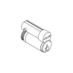 Schlage - 23-030C123 626 - LFIC Cylindr Housing wth Core, C123Keyway