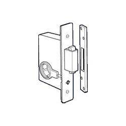 Adams Rite - 2331-625 - 2331-625 Adams Rite Aluminum Door Deadlocks