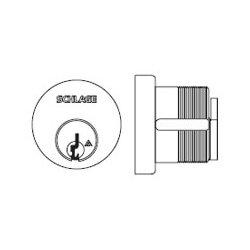 Schlage - 30-001C 118 626 - 30-001C 118 626 Schlage Lock Mortise Cylinder