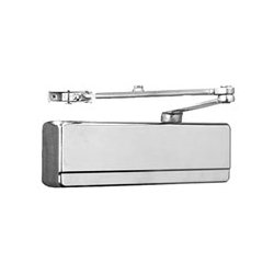 Sargent Manufacturing - 351-O TB EN - Manual Hydraulic Sargent 351-Series Door Closer, Heavy Duty Interior and Exterior, Aluminum