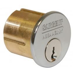 Sargent Manufacturing - 43 LJ 3 - 43 LJ 3 Sargent Mortise Cylinder