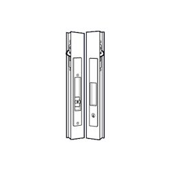 Adams Rite - 4431-10-00-IB - 4431-10-00-IB Adams Rite Flush Locksets