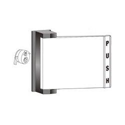 Adams Rite - 4590-02-03-313 - 4590-02-03-313 Adams Rite Aluminum Door Trim