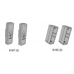 LCN - 8310-3822T - 8310-3822T LCN Activation Plates