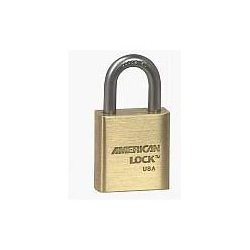 American Lock - A5561KD - 5 Pin Solid Brass Body Padlock Weatherbuil