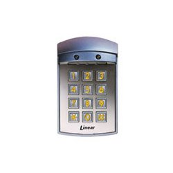 Linear - AK21 - Interior Digital Keypad, For Use With Access Control Applications