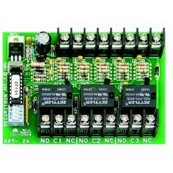 Securitron / Assa Abloy - BADPA12 - Securitron BA-DPA-12 box door prop alarm timer 12vv