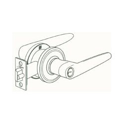 Arrow Fastener - CL12SC 26D - CL12SC 26D Arrow Cylindrical Lock