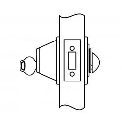 Corbin Russwin - DL3013 625 - DL3013 625 Corbin Russwin Deadlock