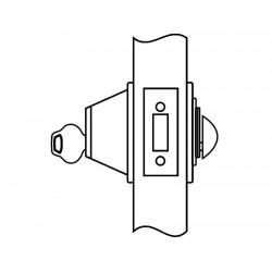 Corbin Russwin - DL3017 625 RH CL6 - DL3017 625 RH CL6 Corbin Russwin Deadlock