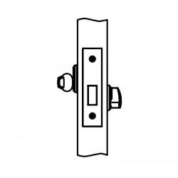 Corbin Russwin - DL4117 605 LC - DL4117 605 LC Corbin Russwin Deadlock