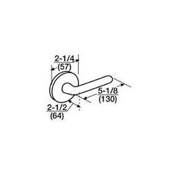 Corbin Russwin - ML2051 RWA 625 - ML2051 RWA 625 Corbin Russwin Mortise Lock