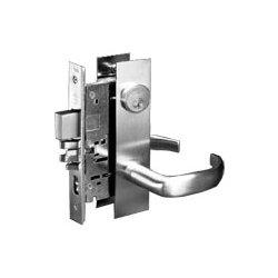 Yale / Assa Abloy - MOR8891FL 605 12V - MOR8891FL 605 12V Yale Electric Mortise Lock