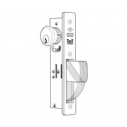 Adams Rite - MS1850S-210-628 - MS1850S-210-628 Adams Rite Aluminum Door Deadlocks