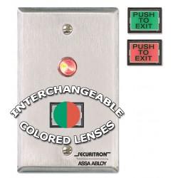 Securitron / Assa Abloy - PB3 - Securitron PB3 Push Button