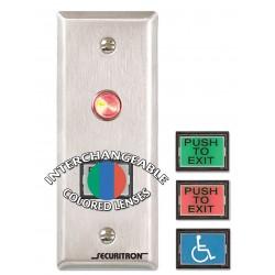 Securitron / Assa Abloy - PB3N - Securitron PB3N Push Button