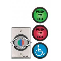 Securitron / Assa Abloy - PB5 - Securitron PB5 Push Button