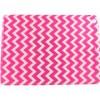 Accellorize - 16152 - Accellorize 16152 Pink Chevron Ipad Air Case Flips Open And