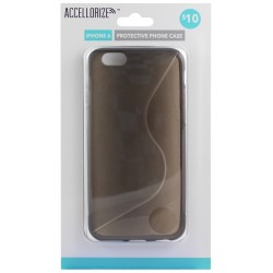 Accellorize - 35002 - Accellorize 35002 Black Protective Case For Iphone 6 Made O