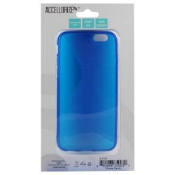 Accellorize - 35003 - Accellorize 35003 Blue Protective Case For Iphone 6 Made Of