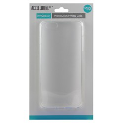 Accellorize - 35010 - Accellorize 35010 Clear Protective Case For Iphone 6 Made Of