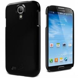 Cygnett - CY1168CXFRO - Cygnett Black Feel Soft Touch Slim Case Galaxy S4 - Smartphone - Black - Rubberized, Matte - Polycarbonate