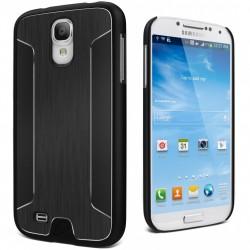 Cygnett - CY1181CXURB - Cygnett Black UrbanShield Aluminium Case Galaxy S4 - Smartphone - Black - Brushed - Aluminum