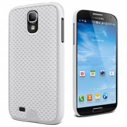 Cygnett - CY1198CXURB - Cygnett White Carbon Fiber UrbanShield Carbon Fiber Case Galaxy S4 - Smartphone - White - Carbon Fiber - Brushed - Aluminum