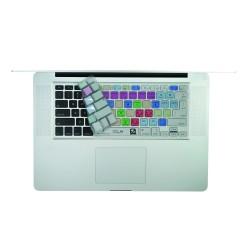 EZQuest - X22400 - EZQuest Adobe Photoshop Keyboard Cover - MacBook, MacBook Air, MacBook Pro, MacBook Pro (Retina Display), Keyboard - Multicolor, Metallic - Plastic