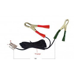 Grey Beard - GBP317BC - Grey Beard Gbp317bc Siphon Pump 12vt Battery Conector Car Oil