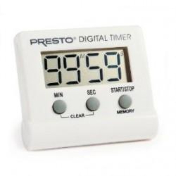 Presto - 04213 - Presto 04213 Timer Electronic Digital Easy To Read Display