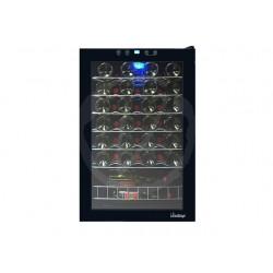 Vinotemp - VT-48TS - Vinotemp Vt48ts Wine Cooler 48 Bottle Touch Screen With 6