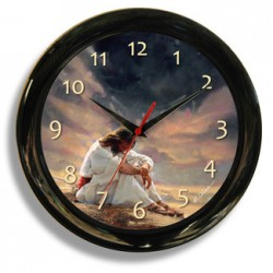 California Clock - 70800 - California Clock 70800 In The Wilderness Clock By Designer