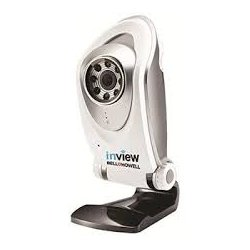 Elite Brands - CIP105W - Bell & Howell Cip105w White Tabletop Camera With Wifi Night