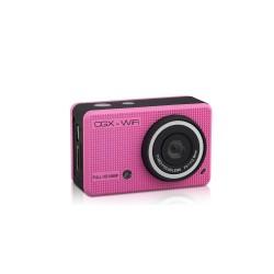Cyclops Gear - CGX1080PNK - Cyclopsgear Pink Cgx1080pnk Wifi Sports Camera 1080p Hd