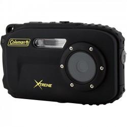 Coleman Company - C5WP-BK - Coleman C5WP 12 Megapixel Compact Camera - Black - 2.7 LCD - 8x - 4032 x 3024 Image - 640 x 480 Video