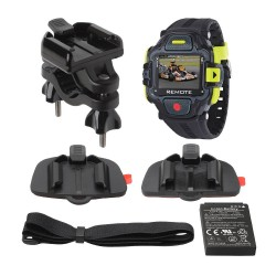 Coleman Company - CX16WP+LCD - Coleman Cx16wp Lcd Sports Camera Kit Conquest 2 With 1080p