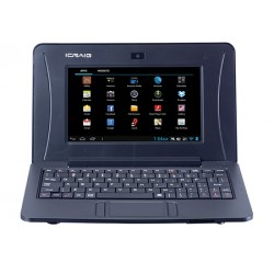 Craig Electronics - CLP282 - Craig Clp282 Android 4.1 Powered Slimbook 7 Inch Wifi Front