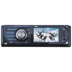 Naxa - NCD-691 - Naxa NCD-691 Car DVD Player - 3 LCD - 16:9 - 160 W RMS - 4 Channels - DVD Video, Video CD, SVCD, MP4 - AM, FM - SD, MultiMediaCard (MMC) - USB - Auxiliary Input