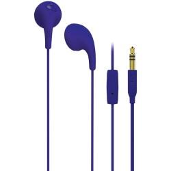 iLuv - BBGUMTALKSPU - Iluv Bbgumtalkspu Purple Bubblegum Talk Earphones With Mic