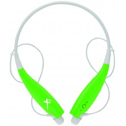 Xit - AXTBTHSBGR - Xit Axtbthsbgr Green Sound Band Bluetooth Neck Headphones