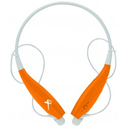 Xit - AXTBTHSBOR - Xit Axtbthsbor Orange Sound Band Bluetooth Neck Headphones