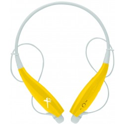 Xit - AXTBTHSBY - Xit Axtbthsby Yellow Sound Band Bluetooth Neck Headphones
