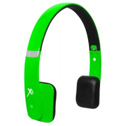 Xit - AXTBTHSHGR - Xit Axtbthshgr Green Bluetooth Headphones Sound Hue Feature