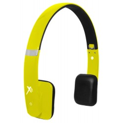 Xit - AXTBTHSHY - Xit Axtbthshy Yellow Bluetooth Headphones Sound Hue Feature
