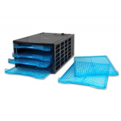 NutriChef - PKFD23 - Nutrichef Pkfd23 Electric Countertop Food Dehydrator